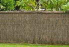 Thatched fencing