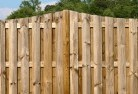 Adelaide Park Wood fencing 3