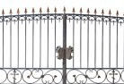 Adelaide Park Wrought iron fencing 10