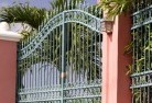 Adelaide Park Wrought iron fencing 12