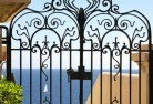 Adelaide Park Wrought iron fencing 13