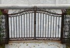 Adelaide Park Wrought iron fencing 14