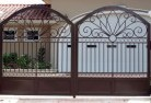 Adelaide Park Wrought iron fencing 2