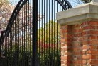 Adelaide Park Wrought iron fencing 7