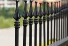 Adelaide Park Wrought iron fencing 8