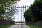 Adelaide Park Wrought iron fencing 9